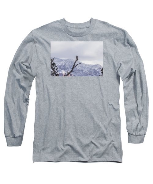 Snow Bird Long Sleeve T-Shirt