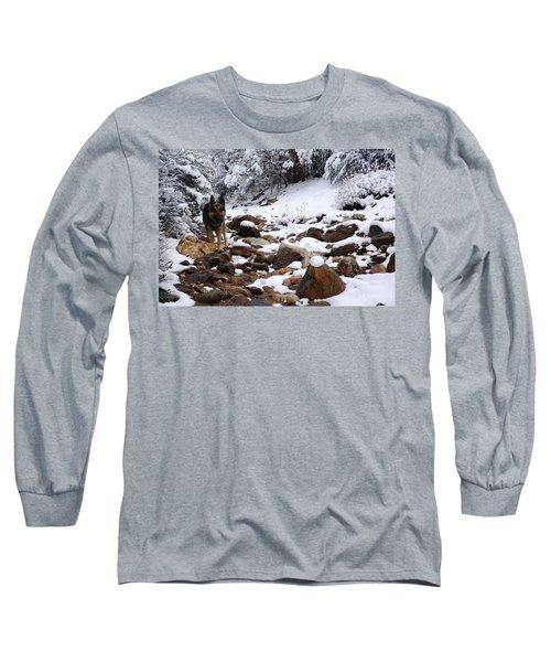 Snow Cup Long Sleeve T-Shirt