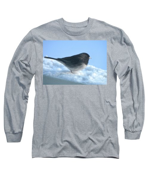 Snow Hopping #1 Long Sleeve T-Shirt
