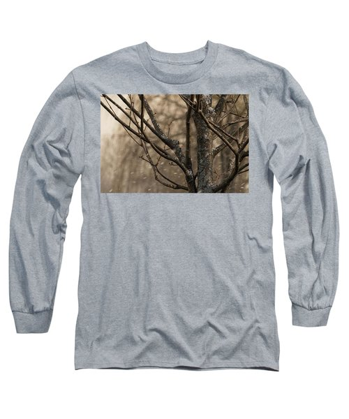 Snow In The Air - Long Sleeve T-Shirt