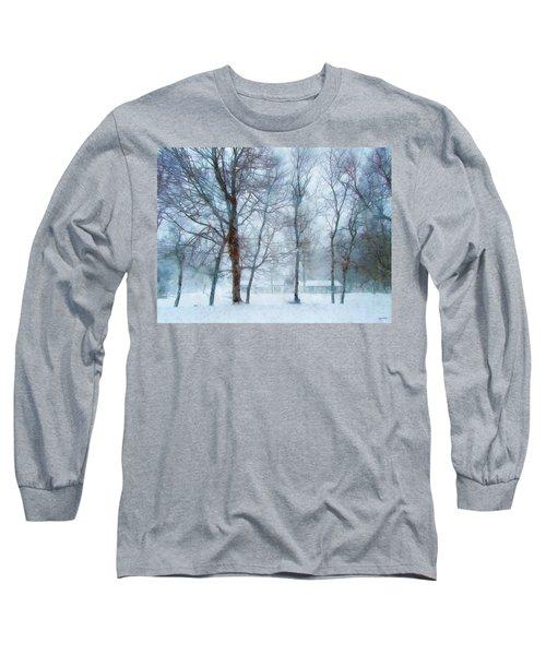 Snow Place Like Home Long Sleeve T-Shirt