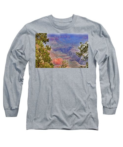 Snow Showers Long Sleeve T-Shirt
