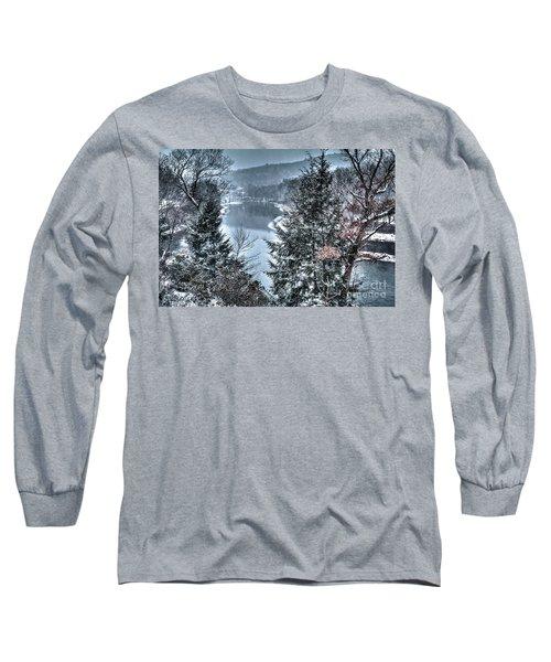 Snow Squall Long Sleeve T-Shirt