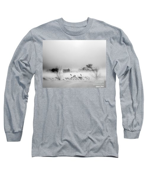 Snowed - In Long Sleeve T-Shirt
