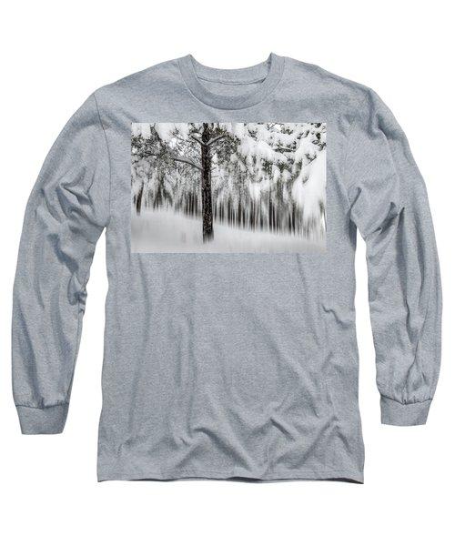 Snowy-2 Long Sleeve T-Shirt