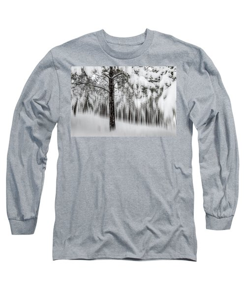 Snowy-2 Long Sleeve T-Shirt