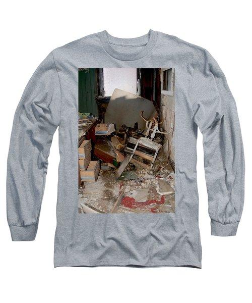 So Messy Long Sleeve T-Shirt