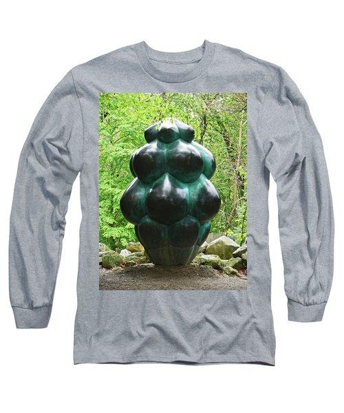 Manna Long Sleeve T-Shirt