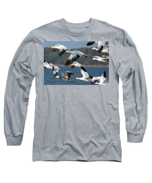 Soaring On The Wing Long Sleeve T-Shirt