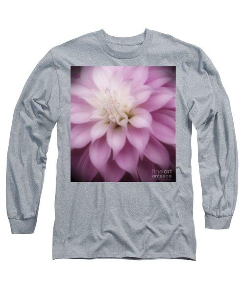 Soft Dahlia  Long Sleeve T-Shirt