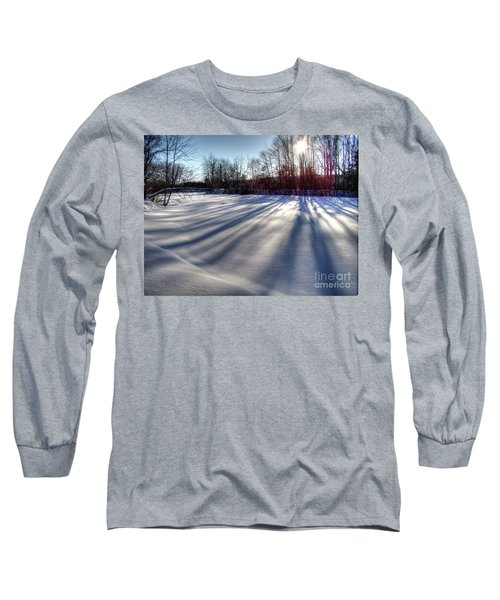 Soft Shadows Long Sleeve T-Shirt