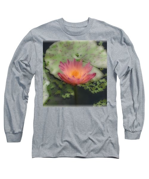 Soft Touch Lily Long Sleeve T-Shirt by Debra     Vatalaro