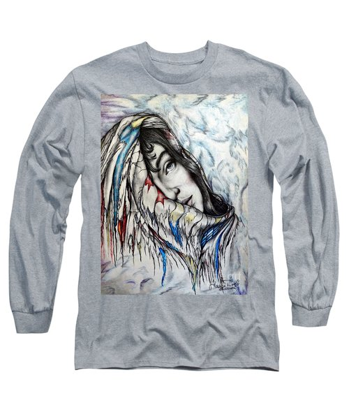 Softly Wrapped Long Sleeve T-Shirt