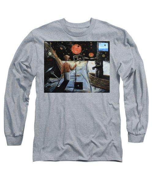 Solar Broadcast -transition- Long Sleeve T-Shirt