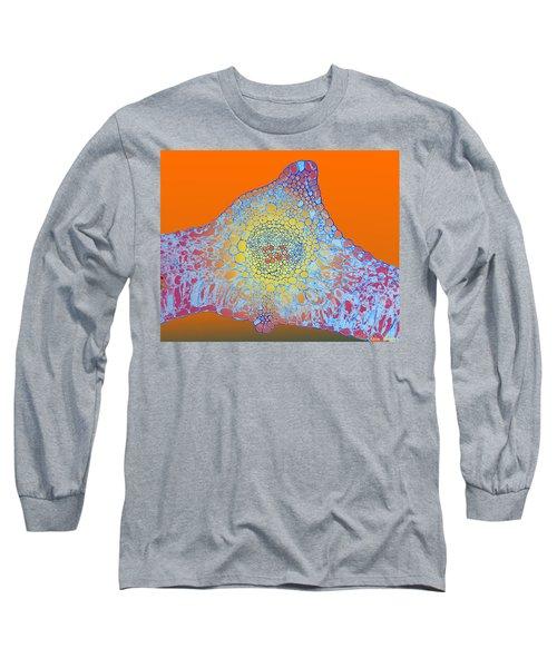 Solar Cells Long Sleeve T-Shirt