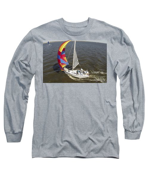 Sole Vento Charleston South Carolina Long Sleeve T-Shirt
