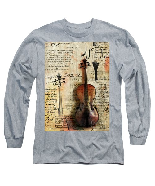 Soli Deo Gloria Long Sleeve T-Shirt