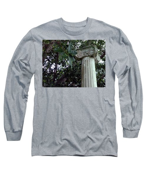 Long Sleeve T-Shirt featuring the photograph   Solitary by Steve Sperry