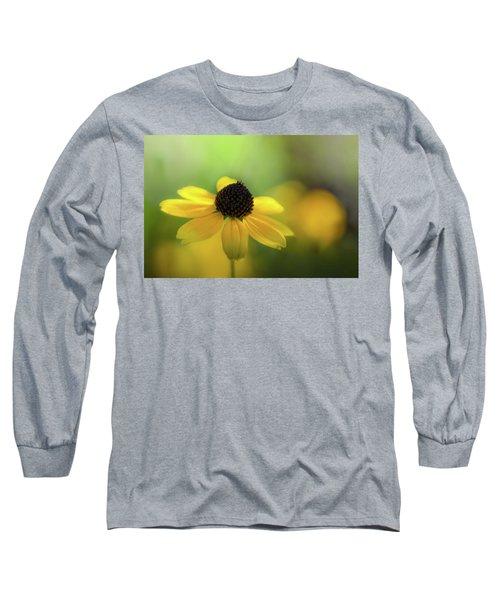 Solitary Suzy Long Sleeve T-Shirt by Peter Scott