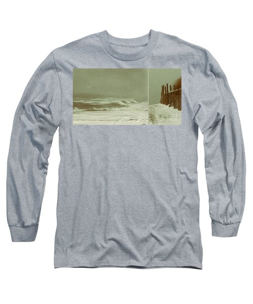 Solitude Is Deafening Long Sleeve T-Shirt