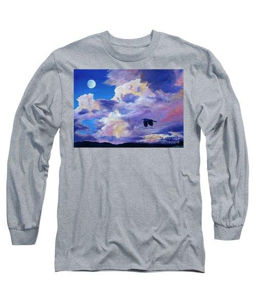 Solo Flight Long Sleeve T-Shirt