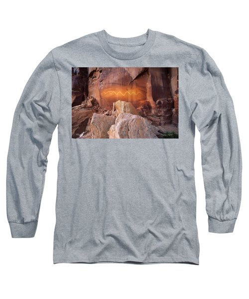 Solstice Snake Long Sleeve T-Shirt