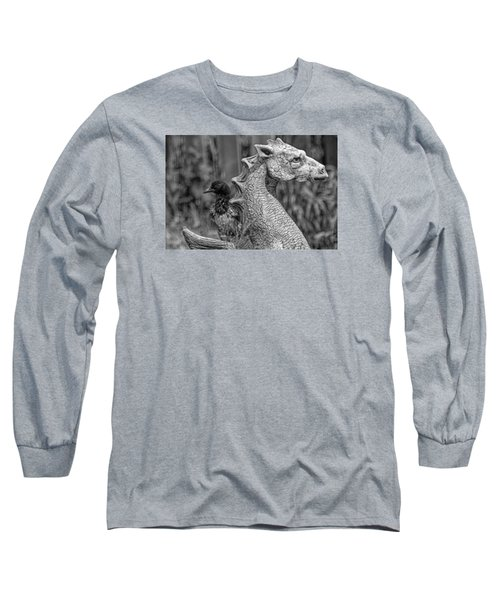 Some Day I... Long Sleeve T-Shirt by Alana Thrower