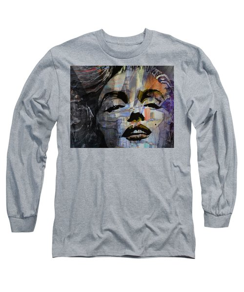 Long Sleeve T-Shirt featuring the painting Some Like It Hot Retro by Paul Lovering