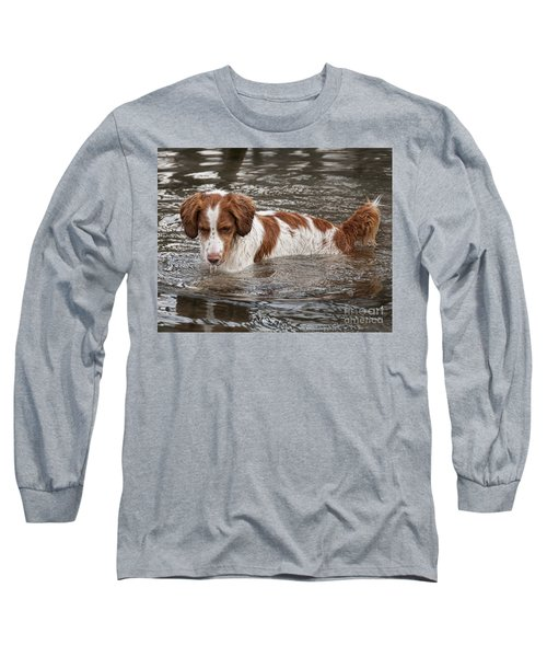 Something Under The Water Long Sleeve T-Shirt