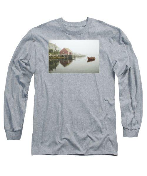 Sometimes We Need To Say Goodbye  Long Sleeve T-Shirt