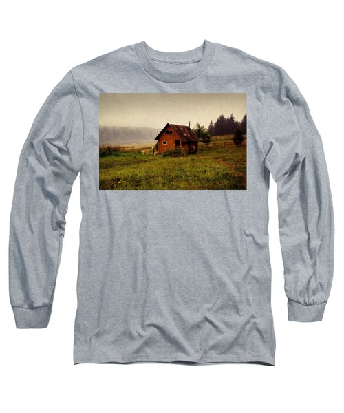 Somewhere In The Countryside. Russia Long Sleeve T-Shirt