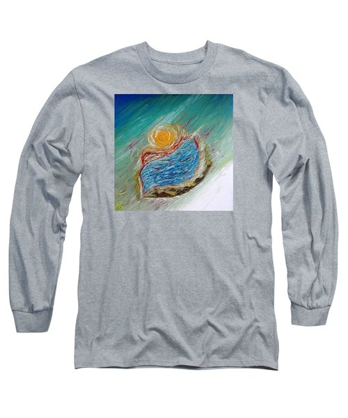 Somewhere There Is A Wonderful World ... Long Sleeve T-Shirt