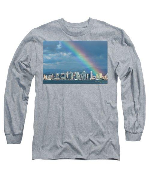 Somewhere Under Long Sleeve T-Shirt