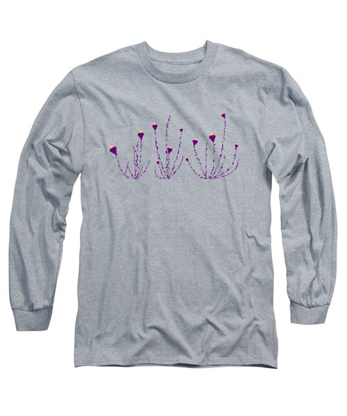 Soul Flowers Long Sleeve T-Shirt