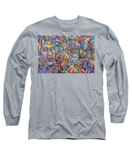 Soulful Elevation Long Sleeve T-Shirt