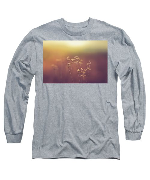 Long Sleeve T-Shirt featuring the photograph Souls Of Glass by Shane Holsclaw