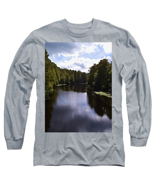 South Bound Long Sleeve T-Shirt by Warren Thompson
