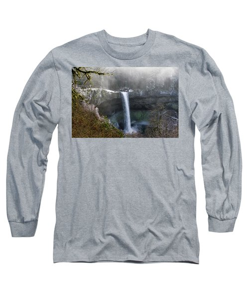South Falls Shroud Long Sleeve T-Shirt