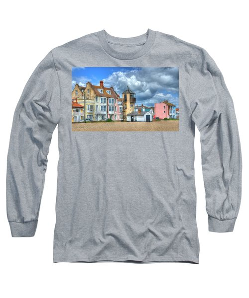 South Lookout Tower Aldeburgh Long Sleeve T-Shirt