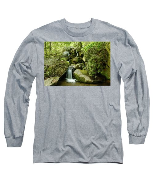 South Mountains Rest Stop Long Sleeve T-Shirt