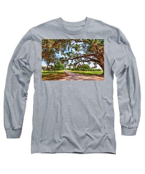 Southern Serenity Long Sleeve T-Shirt