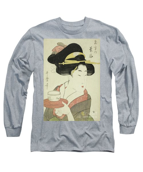 Southern Teahouse Long Sleeve T-Shirt