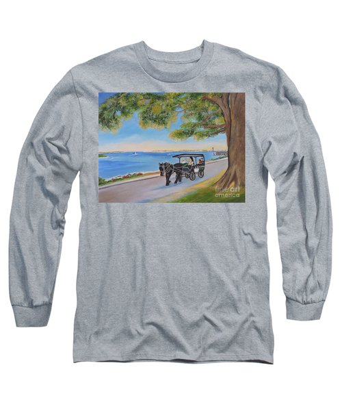 Southport Stroll Long Sleeve T-Shirt