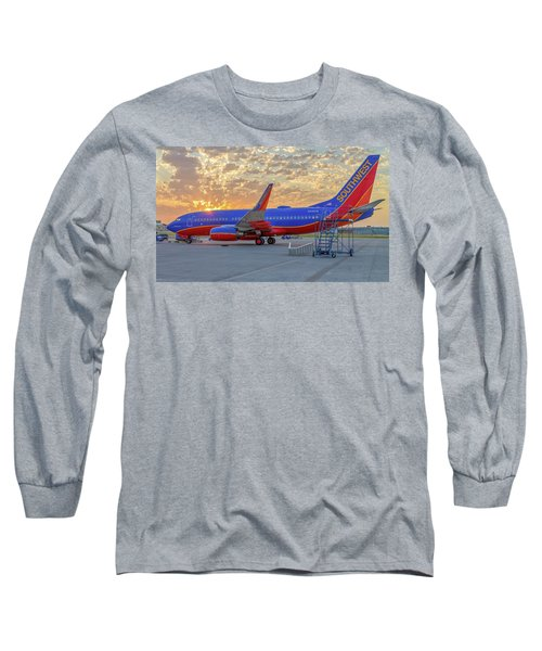 Southwest Airlines - The Winning Spirit Long Sleeve T-Shirt