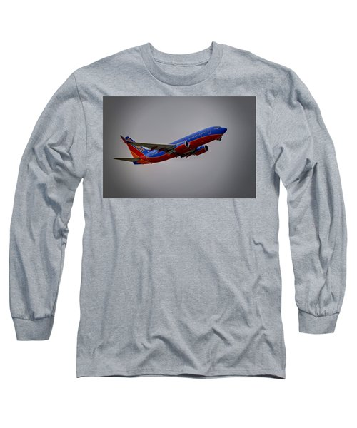 Southwest Departure Long Sleeve T-Shirt