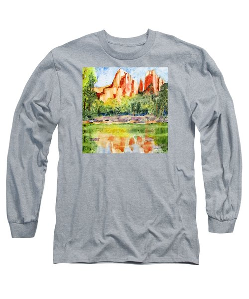 Southwest Reflections Long Sleeve T-Shirt
