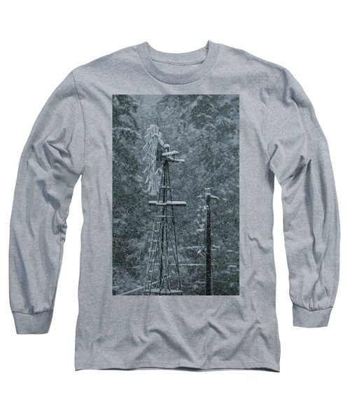 Southworth Windmill Snow Bound Long Sleeve T-Shirt
