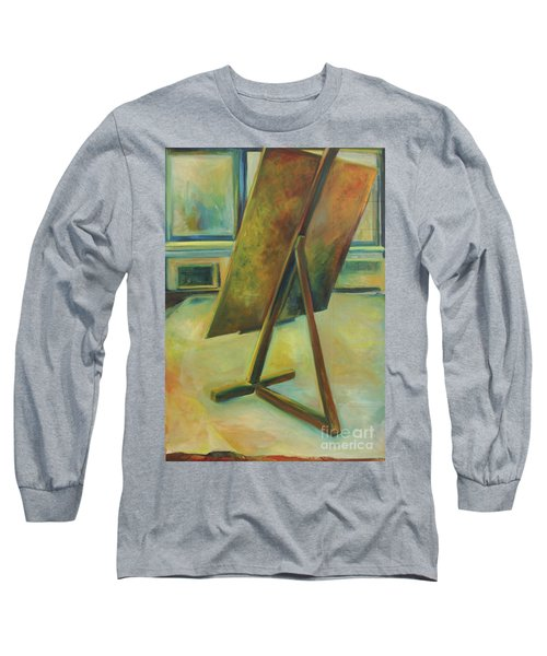 Space Filled And Empty Long Sleeve T-Shirt