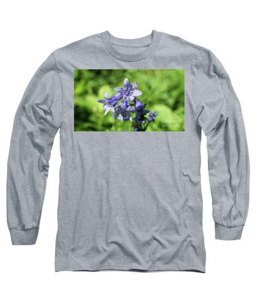 Spanish Bluebell Long Sleeve T-Shirt