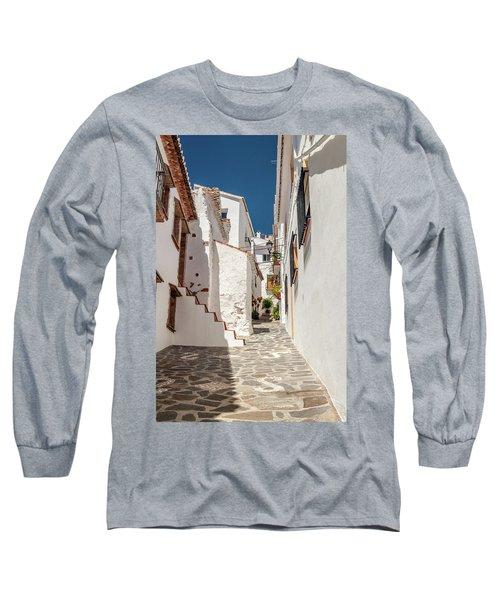 Spanish Street 1 Long Sleeve T-Shirt